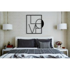 تابلو دیواری مدل Love