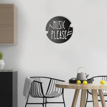تابلو موزیک