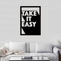 تابلو دیواری مدل Take IT Easy