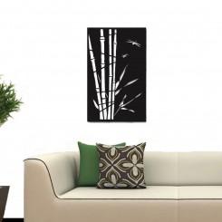 تابلو دیواری مدل بامبو