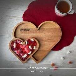اردو خوری دو قلبی