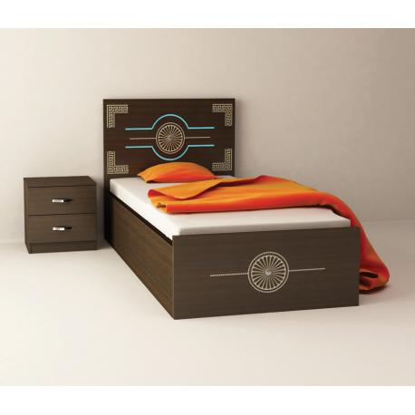 تخت خواب یک نفره لاین